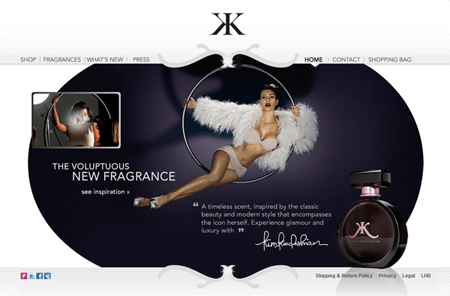 Image of Kardashianfragrance.com
