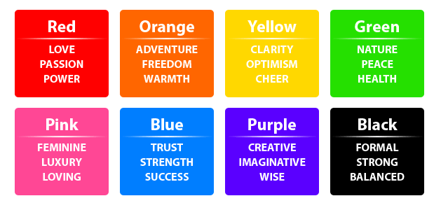 Choosing the Right Colors
