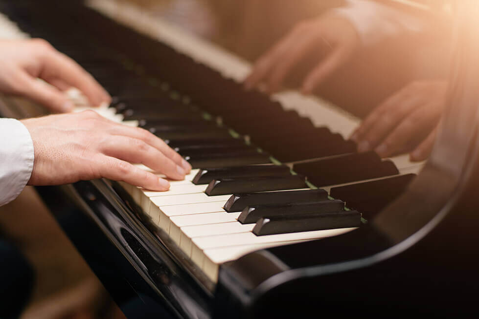 Email Marketing & SEO for Large Piano Manufacturer
